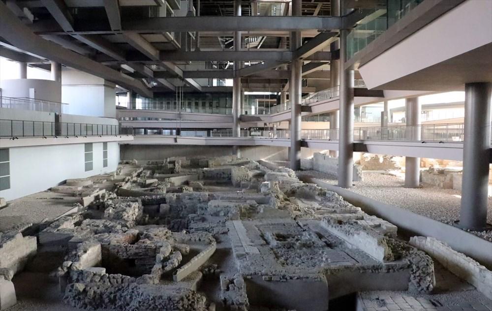Hatay'da beş dönemin izlerini taşıyan Necmi Asfuroğlu Arkeoloji Müzesi ziyaretçilerini zaman yolculuğuna çıkarıyor - 25