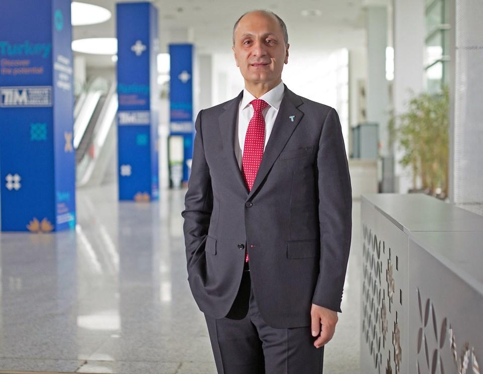 İstanbul Deri ve Deri Mamulleri İhracatçıları Birliği (İDMİB) Başkanı Mustafa Şenocak