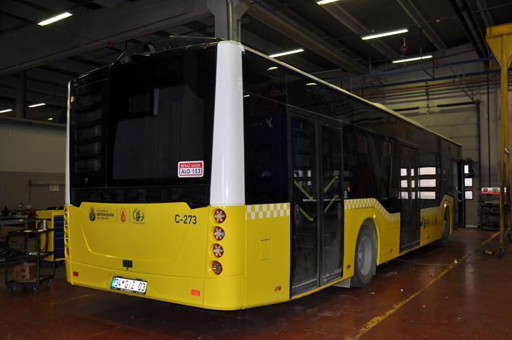 İstanbul'da tek tip toplu taşıma dönemi başlıyor - 2