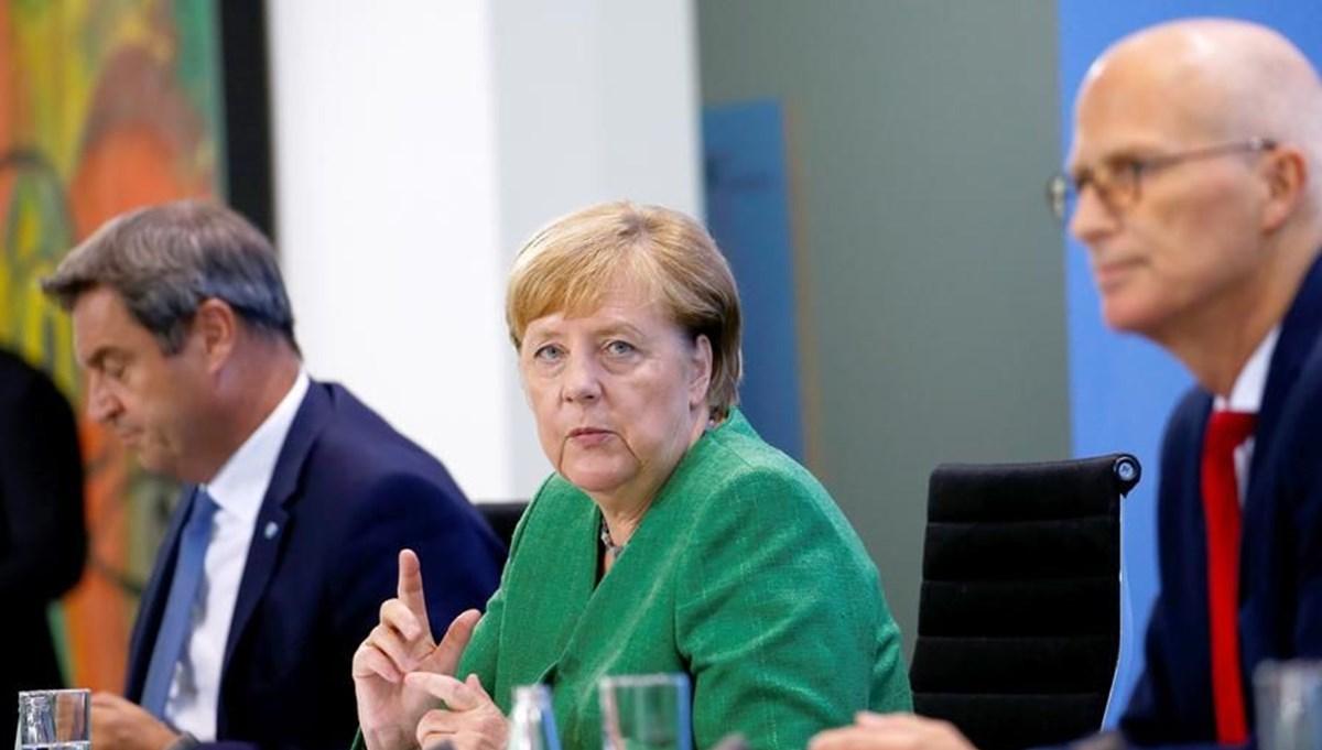 Almanya'da koronaya karşı yeni tedbirler