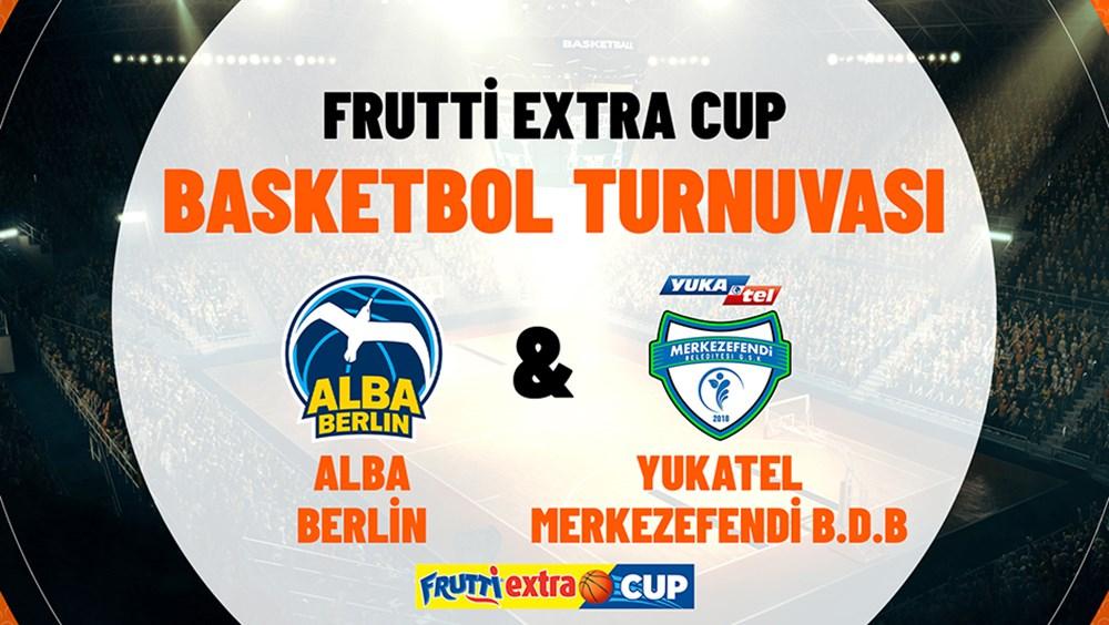 CANLI   Alba Berlin-Denizli Basket