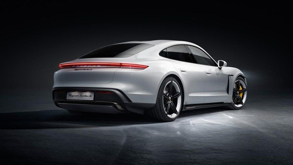 Porsche Taycan, Guinness Rekorlar Kitabı'na girdi - 13