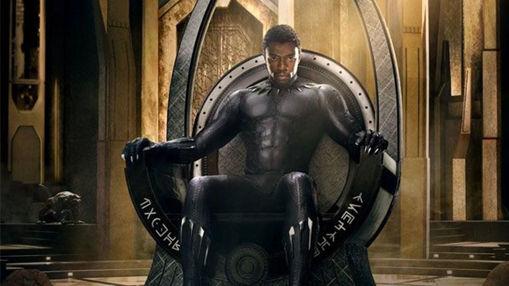 Chadwick Boseman'ın ardından yeni Kara Panter (Black Panther) kim olacak? - 2