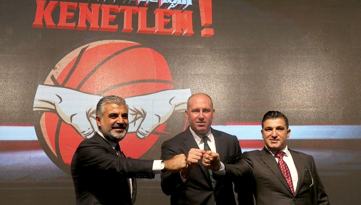 Basketbol Federasyonu başkan adayı Harun Erdenay, hedeflerini açıkladı