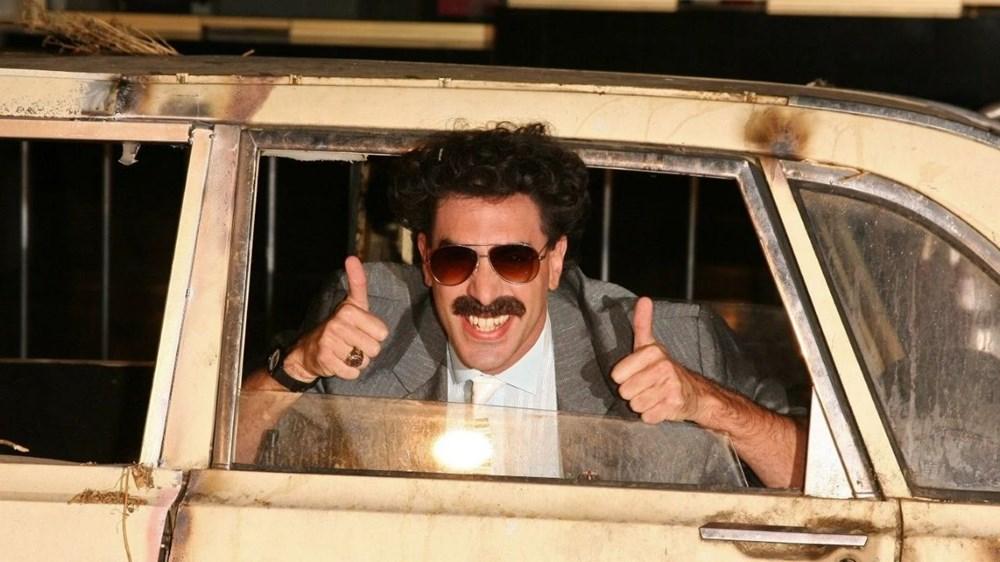 Borat 2'nin yayın tarihi belli oldu - 3