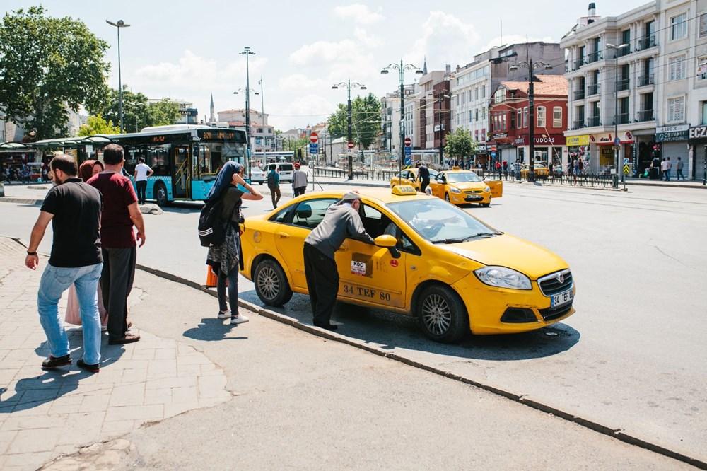 İstanbul'un bitmeyen taksi sorunu:  Krizin nedeni plaka ağalığı - 11