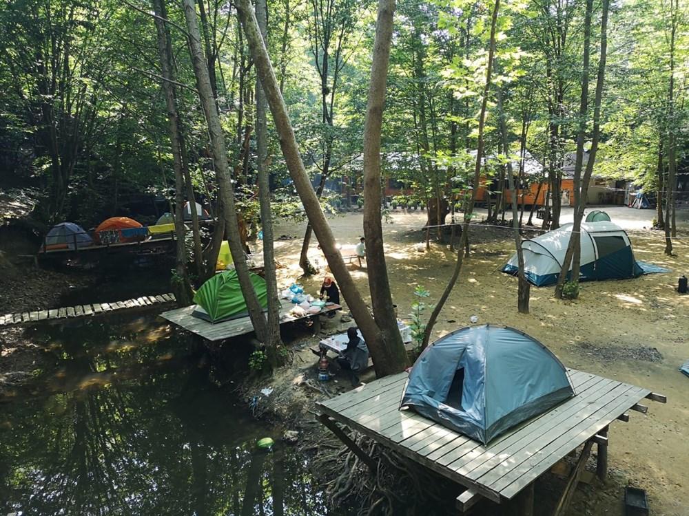 İstanbul çevresindeki en iyi kamp alanları - 26