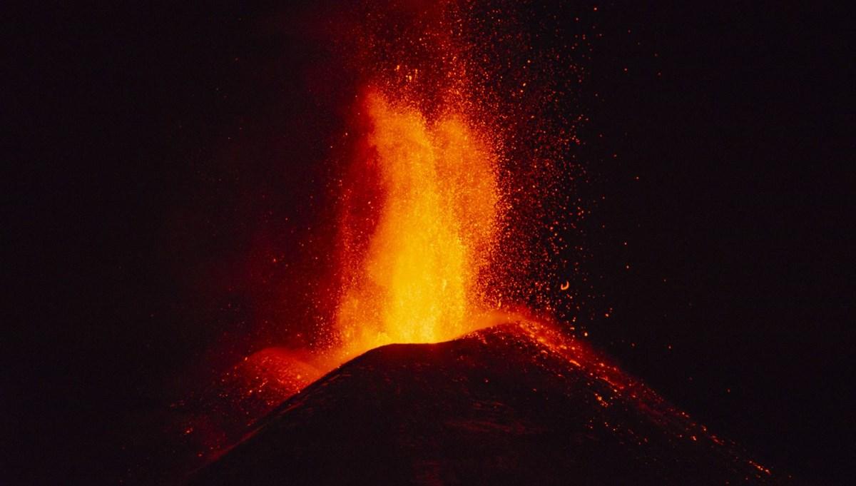 Etna Volcano has flared up again