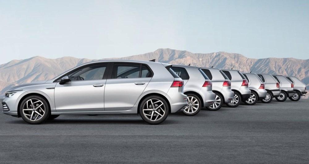 Yeni Volkswagen Golf Türkiye'de (Fiyatı belli oldu) - 22