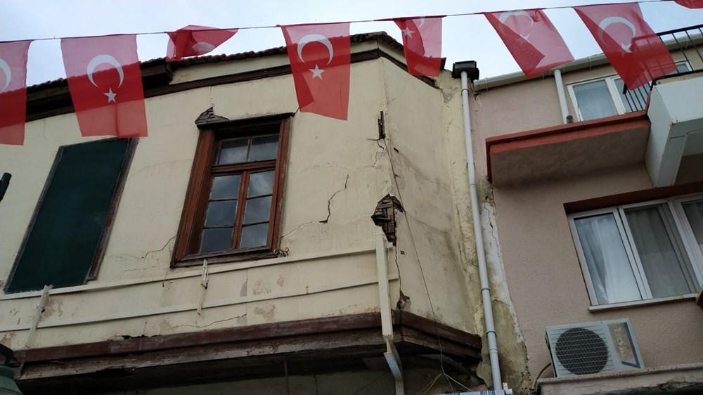 Son Deprem: İzmir'deki 6.6'lık depremden kareler - 17