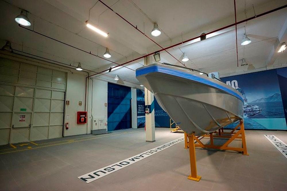 Türkiye'nin ilk silahlı insansız deniz aracı, füze atışlarına hazır - 24