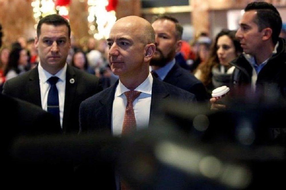 Jeff Bezos servetiyle rekor tazeledi - 5