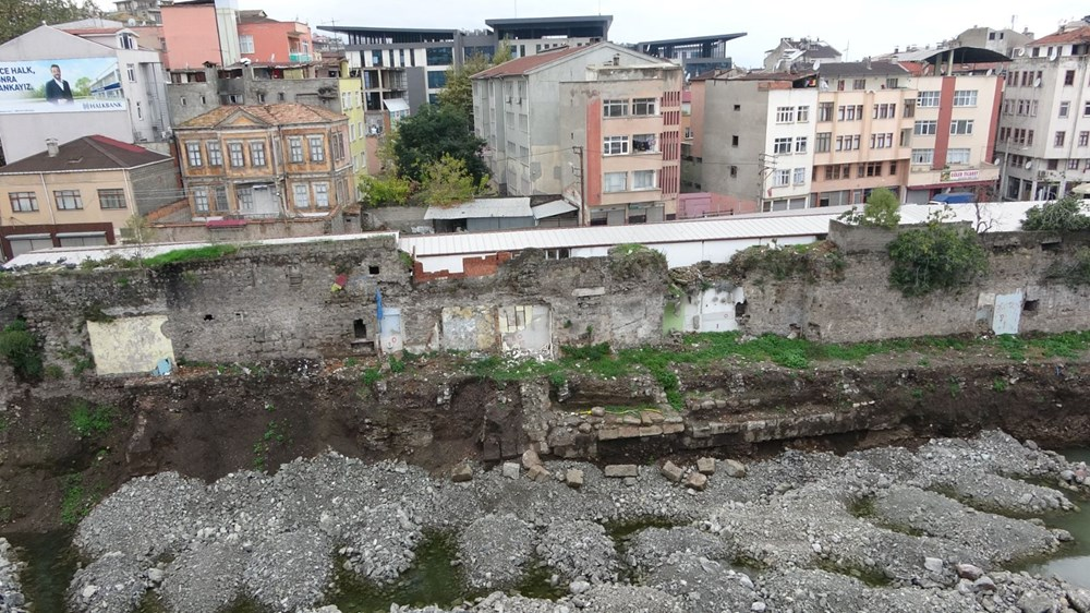 Roma dönemine ait rıhtım ortaya çıktı - 5