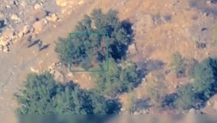 Şırnak'ta terör hedefleri böyle vuruldu (Jandarma-MİT operasyonu)