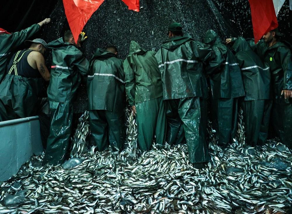Av yasağı kalktı: Sezonun ilk balıkları avlandı - 6