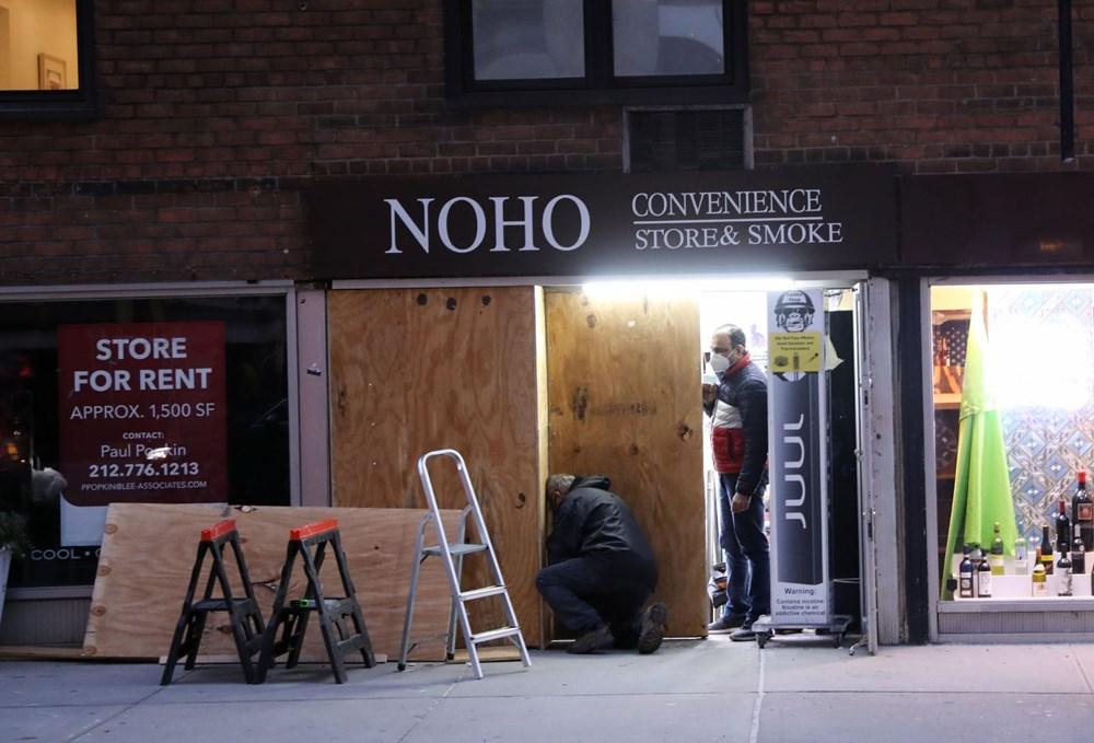 ABD'de vaka rekoru: New York'ta yeni kısıtlamalar - 2