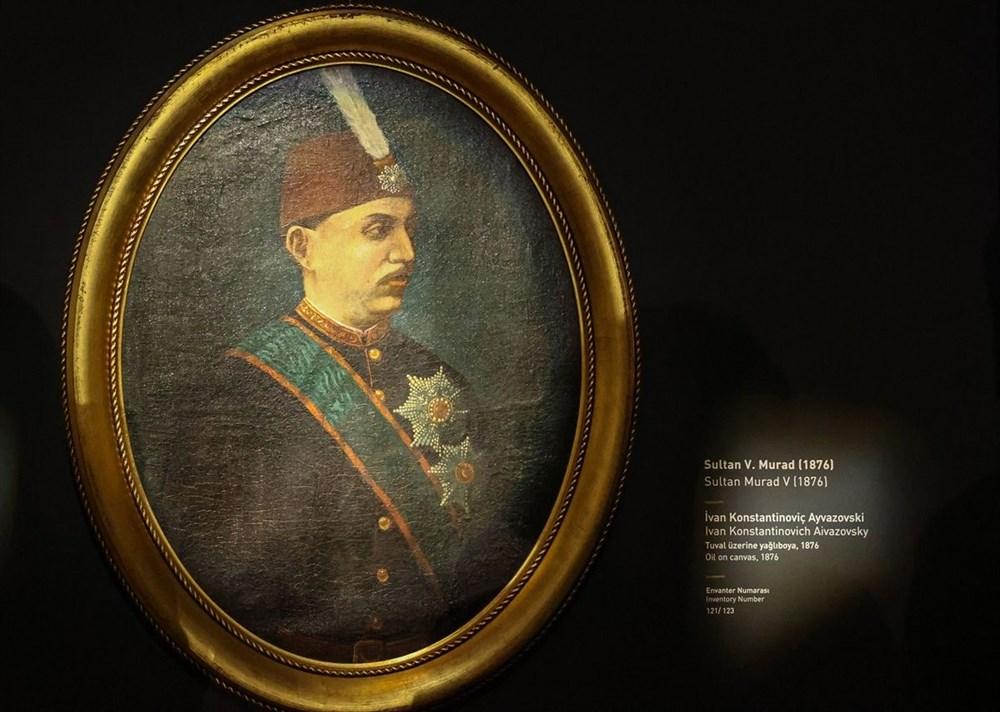 553 eser Osmanlı saray resminin tek temsilcisi Milli Saraylar Resim Müzesi'nde - 7