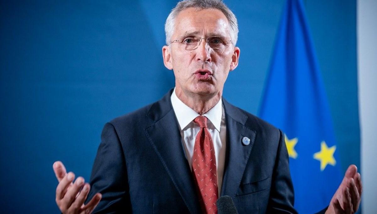 NATO Doğu Akdeniz'de diyalog istiyor