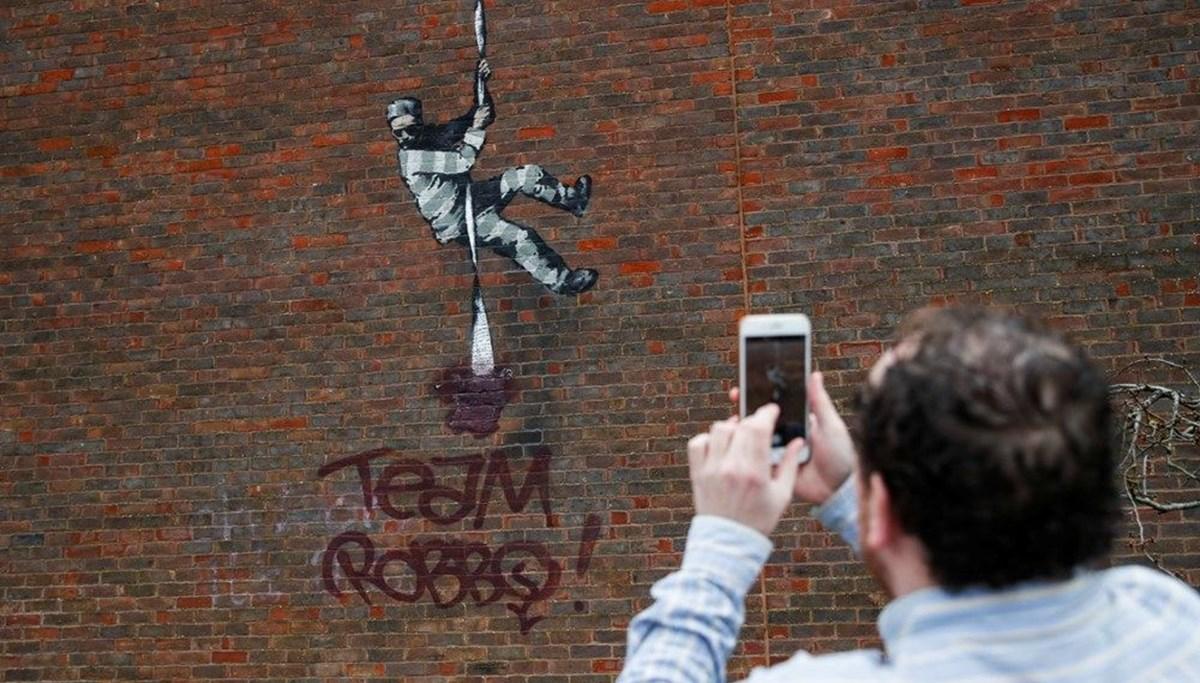 Banksy'nin telif sorunu devam ediyor: Davayı kaybetti