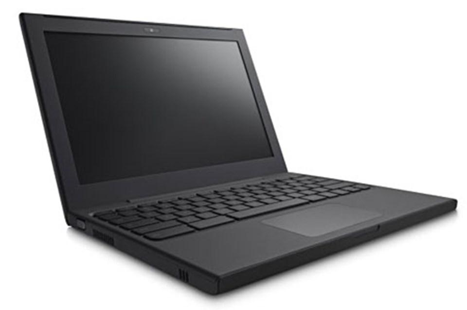 Chrome OS test sürümünü taşıyan Cr-48