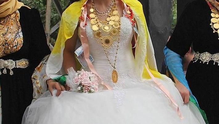 Şırnak'ta düğün takısına 35 bin lira sınırı