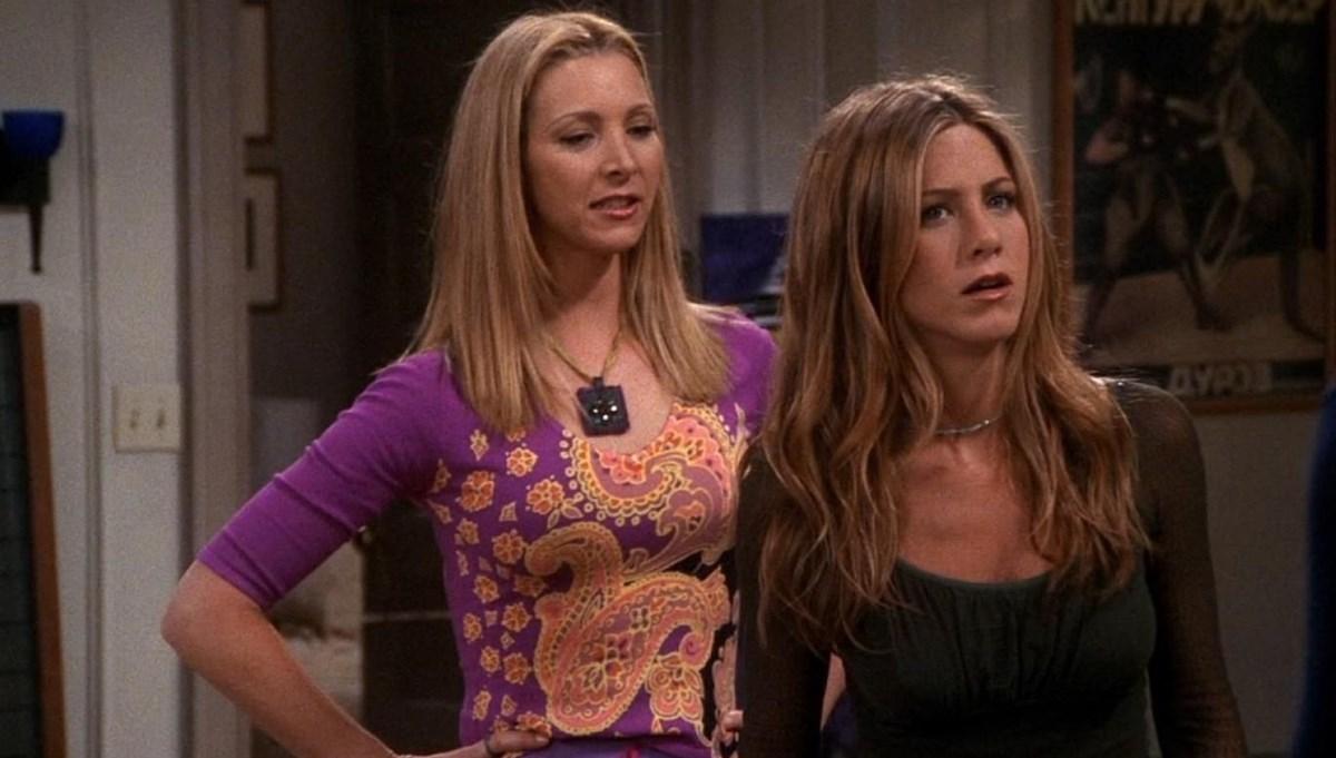 Lisa Kudrow: Oğlum bir dönem Jennifer Aniston'ı annesi sandı