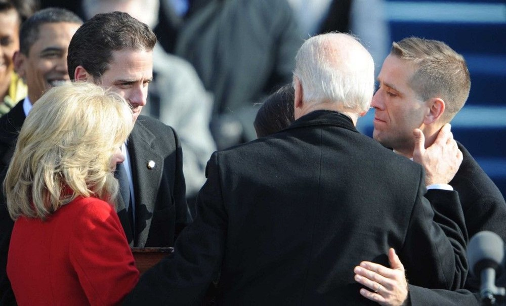 Joe Biden to his son: You got the addiction disease from my mom and me - 6