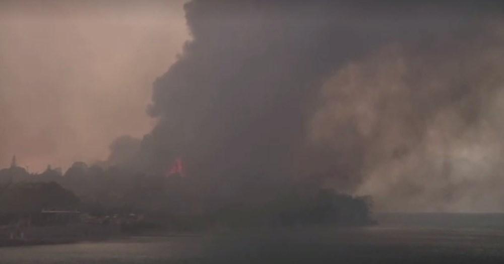 Akdeniz alev aldı: Yunanistan ve İtalya'da orman yangınları sürüyor - 52