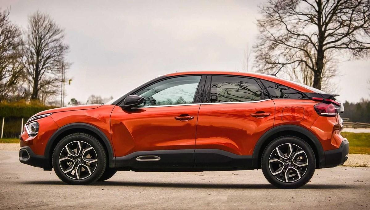 2021 yılında Türkiye'de satılan yeni otomobil modelleri (Yeni Citroen C4 Türkiye'de)