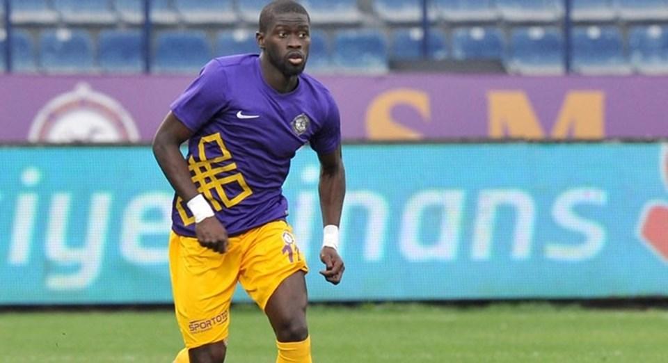 27 yaşındaki Ndiaye, Osmanlıspor'da 42 maça çıkıp 7 gol 3 asistle oynamıştı...