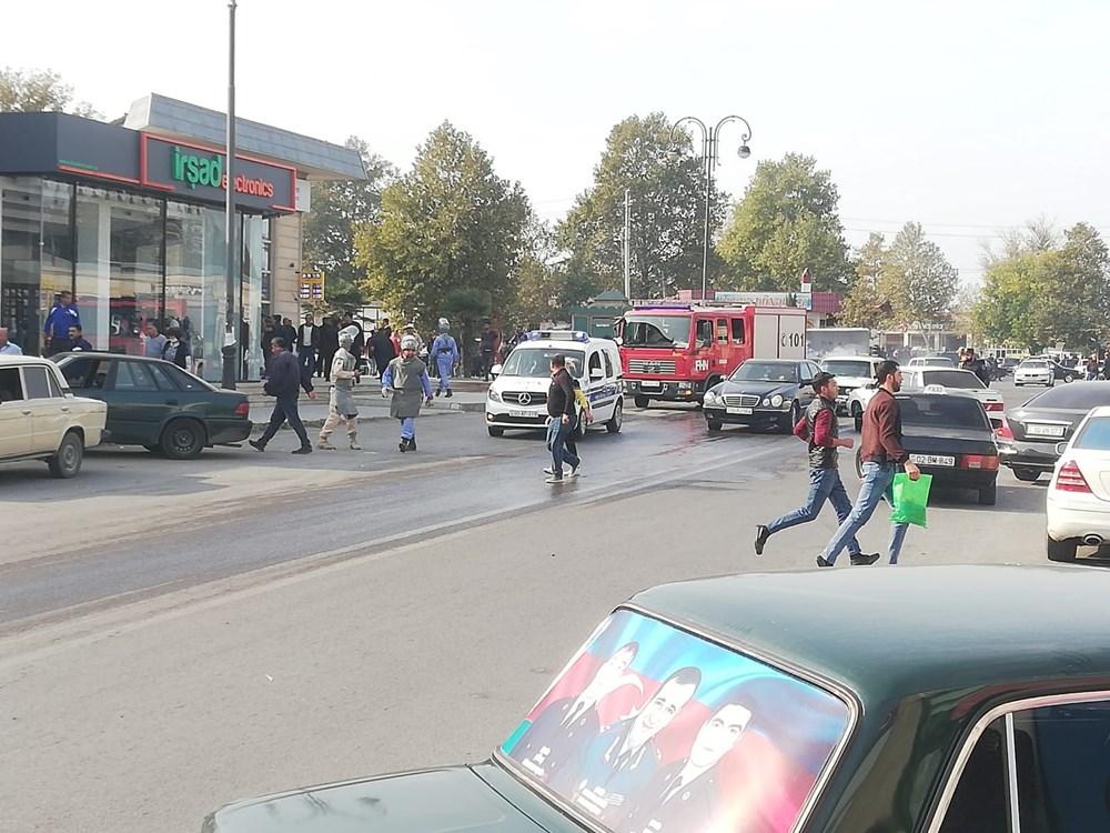 Ermenistan yine sivilleri vurdu (NTV ekibi olay yerinde) - 16