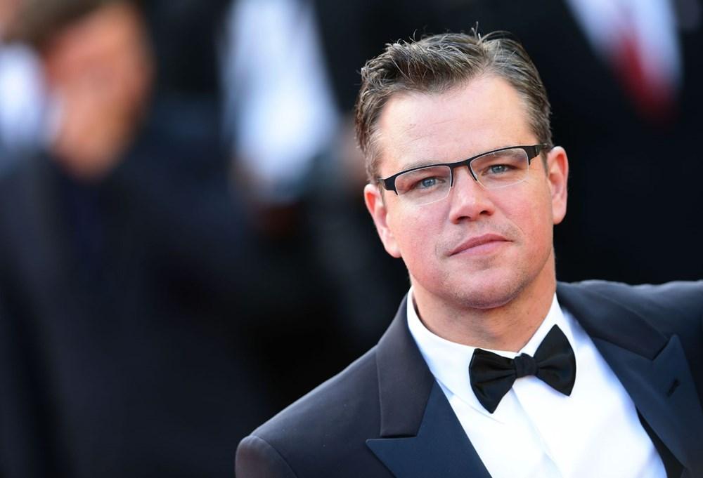 Matt Damon, Thor: Love and Thunder kadrosuna katıldı - 3