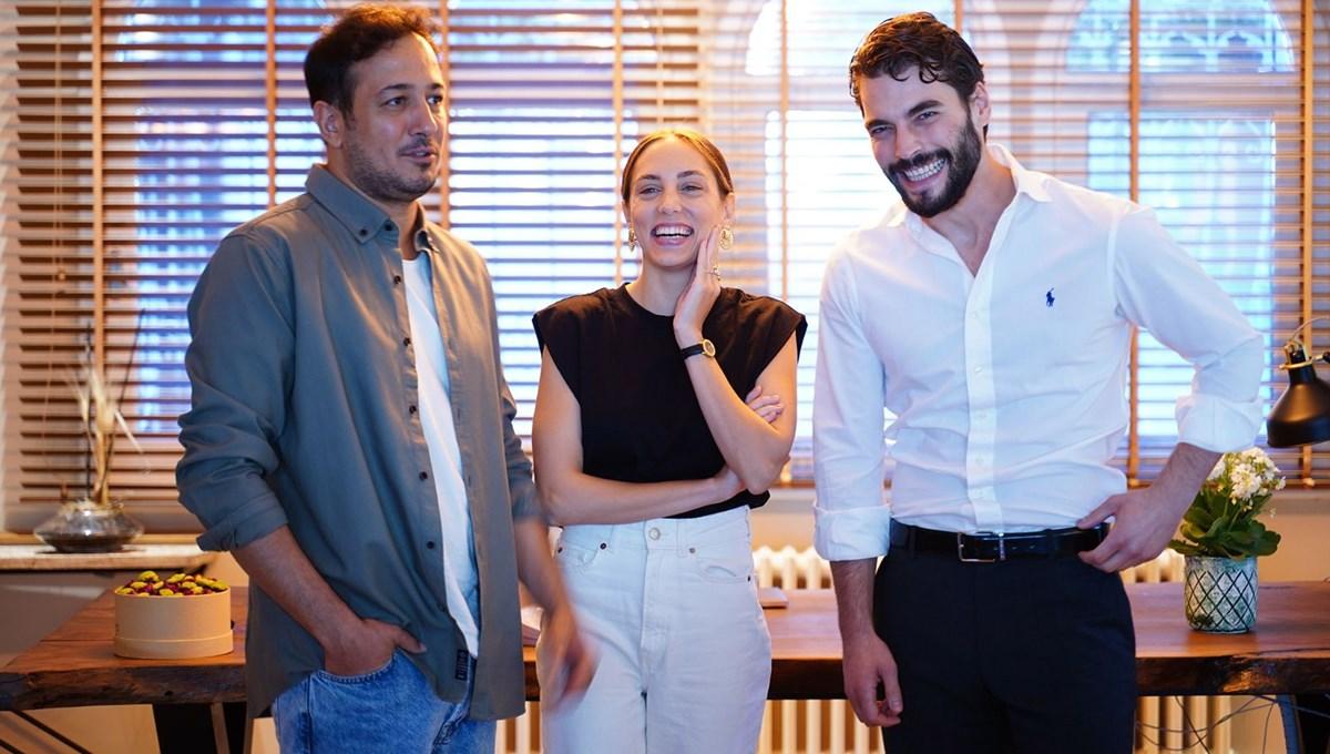 Kaderimin Oyunu'da üç sürpriz isim:Esra Dermancıoğlu, Kaan Çakır ve Meriç Aral