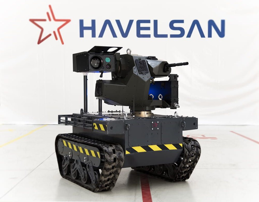 Türkiye'nin insansız deniz aracı sürüsü göreve hazırlanıyor (Türkiye'nin yeni nesil yerli silahları) - 59