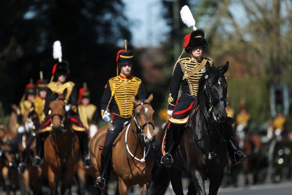 İngiltere, Prens Philip'e veda ediyor - 3
