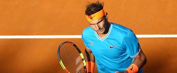 Roma Açık'ta şampiyon Nadal