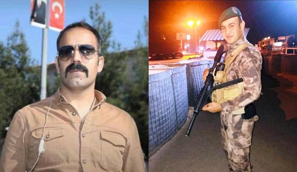 Şehit özel harekat polisleri Cihat Şahin ve Fatih Doğan