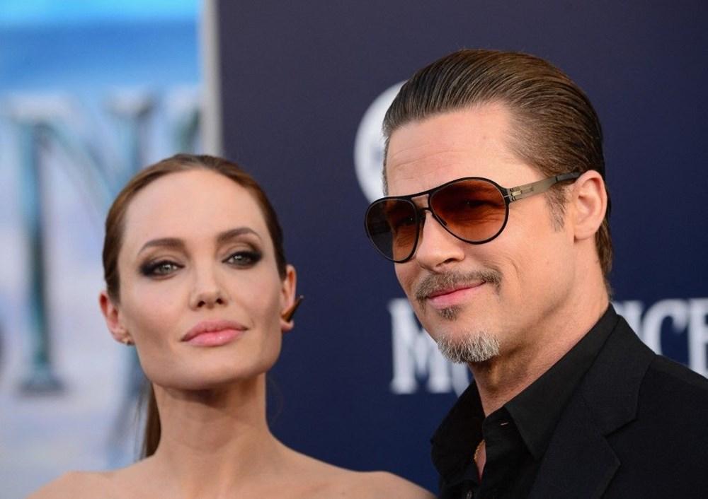 Angelina Jolie, Brad Pitt ile ortak velayet kararını temyize taşıdı - 2