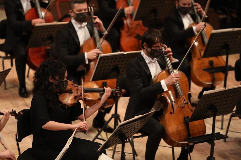 Cumhurbaşkanlığı Senfoni Orkestrası yeni bina açılış konseri - 17