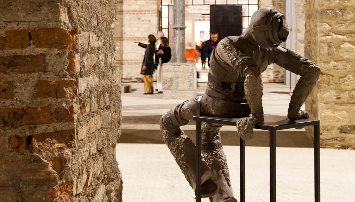 16.Contemporary Istanbul'un ön izlemesine yoğun ilgi