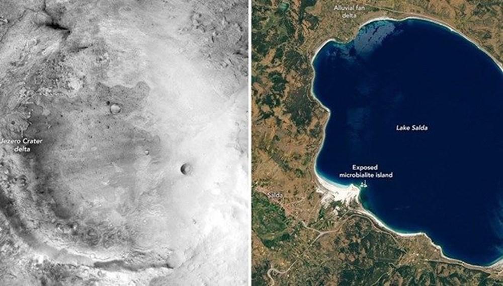 NASA'dan yeni Salda Gölü paylaşımı: Yaşamın sırrı burada olabilir - 11