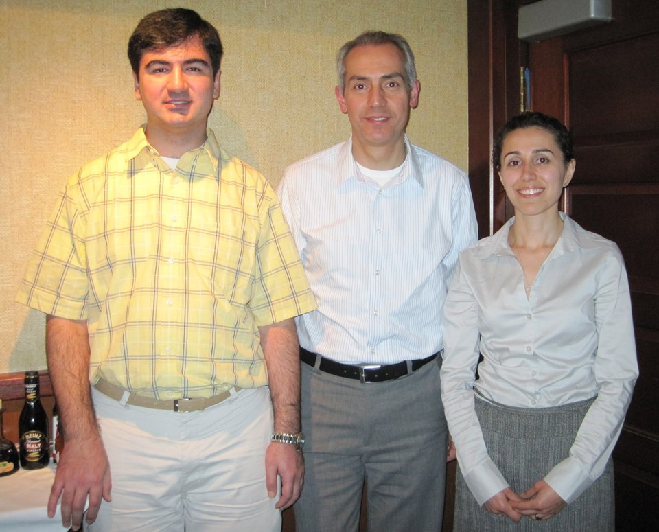 Yusuf Erkul, Dr. Elbi ve Deniz Özaslan Sipora