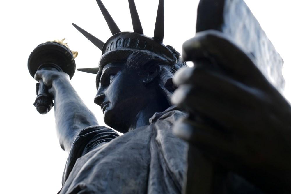 Fransa'dan ABD'ye yeni Özgürlük Heykeli - 1
