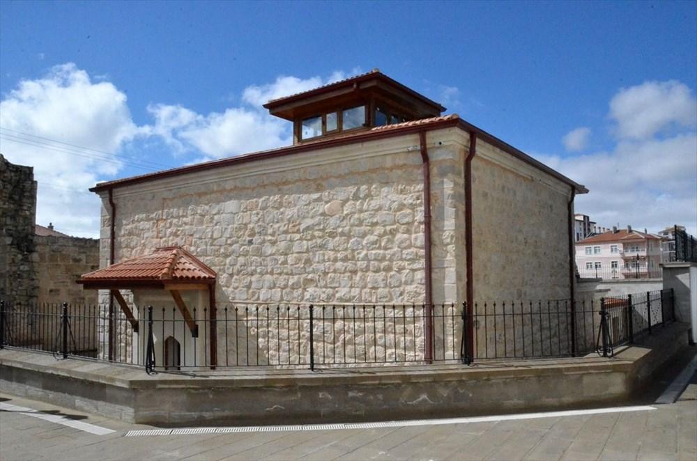 Osmanlı'dan kalma Hatun Hamamı kapılarını yeniden açıyor - 7