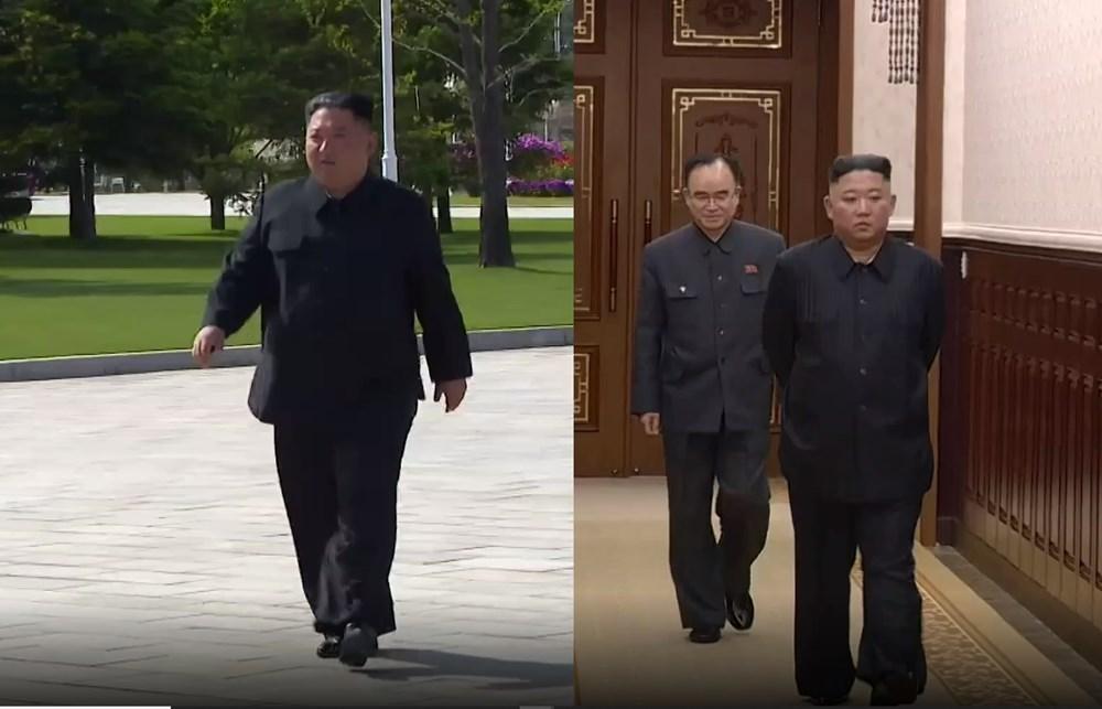 Kuzey Kore lideri Kim Jong-un eridi: Son fotoğrafları sağlığıyla ilgili endişeye yol açtı - 3