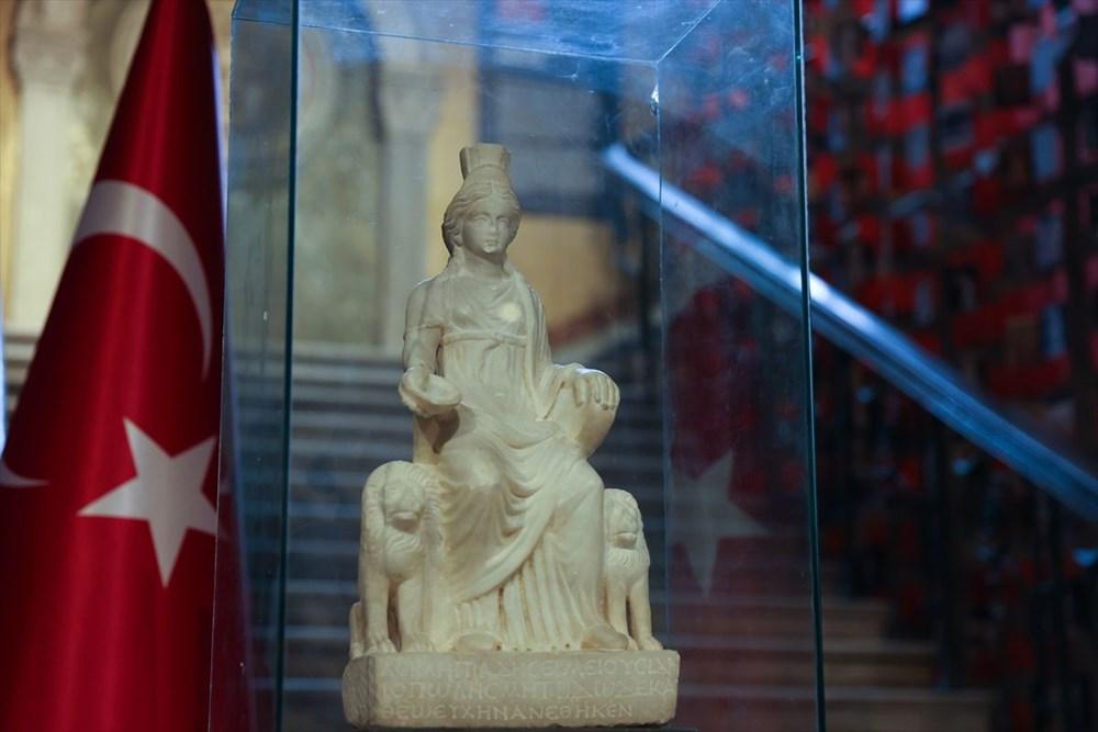 Afyonkarahisar'da, Kybele heykeli bekleniyor - 7