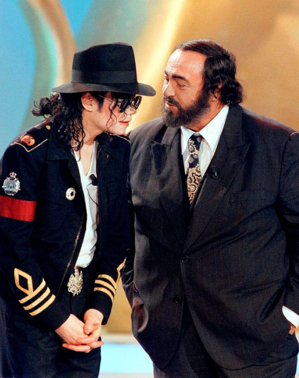 Az bilinen fotoğraflarıyla Michael Jackson - 8