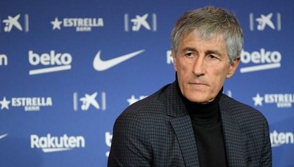 Barcelona'nın yeni teknik direktörü Setien: Dün köyde ineklerimleydim, bugün Messi ile idmandayım