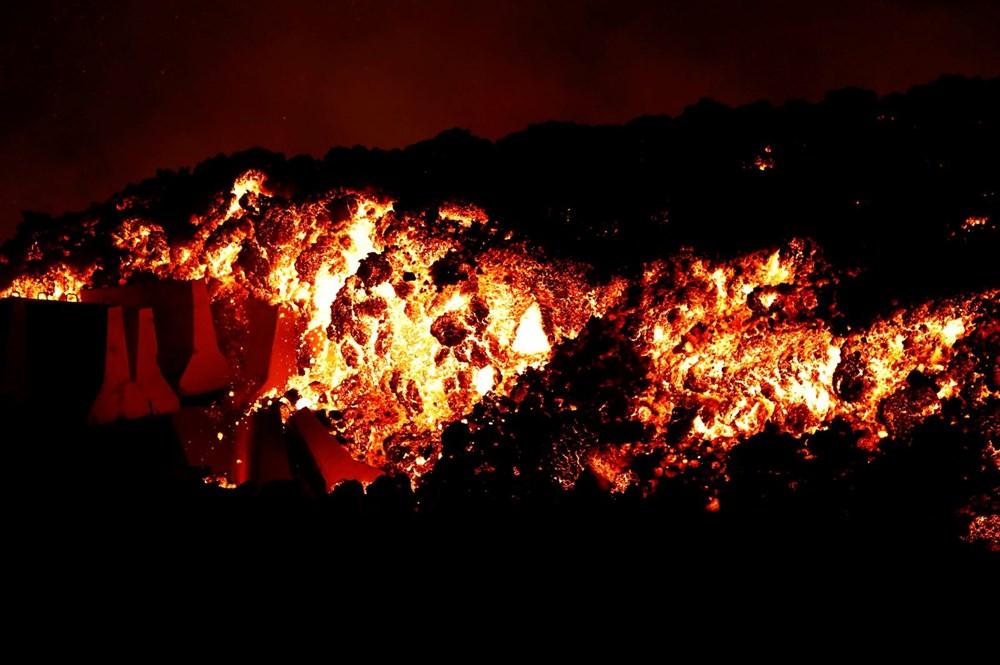 Kanarya Adaları'ndaki Cumbre Vieja yanardağı faaliyete geçti: 5 bin kişi tahliye ediliyor - 3