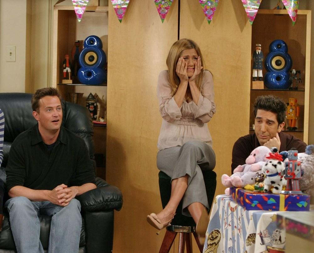 Friends'in özel bölümü bir kez daha ertelendi - 5